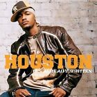 HOUSTON - IT'S ALREADY WRITTEN (CASE & INSIDE BOOK) (NO CD!!!!!!)