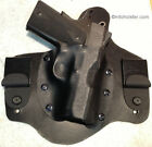 KIMBER IWB MTO holster leather kydex Solo and 1911s with 3 barrels