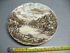 JOHNSON  BROS. OLDE  ENGLISH  COUNTRYSIDE  6 & 1/4 '' DINNER PLATE   PRISTINE