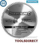 80T Fine Cut 250mm Circular Saw Blade 30mm Bore 25mm 20mm 16mm Rings Mitre 10