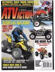 4-Wheel ATV Action Magazine April 2002- Honda CRF450 vs. Yamaha YZ426F