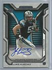 2012 Topps Strata Luke Kuechley Auto Autograph Rookie Card RC - Panthers