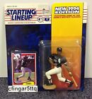 Starting Lineup 1994 Edition White Sox Frank Thomas Figure w/ Trading Card