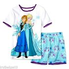 Disney FROZEN 2pc Spring Pajama Set~ Elsa & Anna!! New with Tags Sz 5 ~ HTF