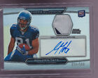 2010 Topps Platinum Golden Tate Auto Multi Colored Jersey Rc Serial # to 500