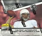 2012 Press Pass Factory Sealed Football Hobby Box 6 AUTOS Russell Wilson ???