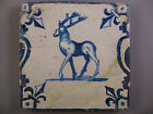 Antique Dutch Delft tile