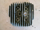 1975 Yamaha Enduro DT125 DT 125 cylinder head engine motor