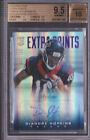 2013 Prestige DeAndre Hopkins Purple Extra Points Auto Rc Srl # to 100 BGS 9.5