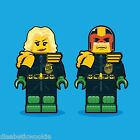 LEGO Movie art print movie poster Emmit man Peach Tree Pirate Castle Dredd