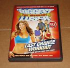 The Biggest Loser The Workout Last Chance Workout DVD