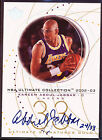 2002-03 UD ULTIMATE COLLECTION KAREEM ABDUL-JABBAR GOLD AUTO 24 33 RARE PARALLEL