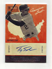 TROY TULOWITZKI Certified Autograph Auto SER.#d 49 2013 Americas Pastime Signed