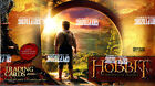 The Hobbit: An Unexpected Journey Trading Cards Factory Sealed Hobby Box 2014