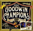 2012 UPPER DECK GOODWIN CHAMPIONS BASEBALL HOBBY BOX (3 HITS BOX)
