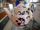 Rare Mason's Patent Ironstone china, England Mandarin Tea Pot