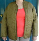 MILITARY FIELD JACKET LINER / COLD WEATHER JACKET / USMC / ARMY / SURPLUS