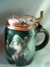LENOX MUG ANTIQUE KNICKERBOCKER YACHT CLUB 1902 COPPER SILVER