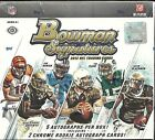 2012 Bowman Signature Factory Sealed Football Hobby Box Luck & Griffin RC's ??