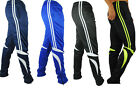 Mens Skinny Soccer Pants Training Sweat Sport Gym Athletic tight fit