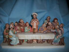 VTG. RARE!! GOEBEL WEST GERMANY LAST SUPPER 1956  58YRS.OLD EXCELLENT CONDITION