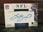 National Treasures NFL Autograph 1ST PICK 2010 Rams Sam Bradford 12 22 2011