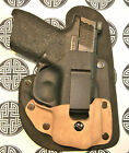Celtic Holsters IWB SCCY CPX 2 Subcompact Kydex Leather Hybrid holster