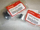 Honda NOS 185 200 Set of 2 Exhaust Collar Pipe Joint CM185T CM200T 18233-399-000