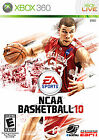 NCAA Basketball 10 (Xbox 360)