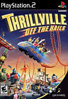 Thrillville: Off the Rails (PlayStation 2, 2007) Nice used condition. Complete!