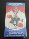 2 -2012 LEAF DRAFT YOUNG STARS FOOTBALL BOX 2 AUTO's - 20 PACKS - FREE SHIPPING