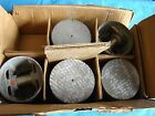 1954 1955 1956 1957 54 55 56 57 Chevrolet All 235 6 cyl Pistons Qty 5 NORS