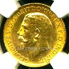 1911 C CANADA G V GOLD COIN SOVEREIGN * NGC CERT GENUINE MS 61 GORGEOUS LUSTER