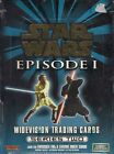 Topps Star Wars Episode I Widevision Series Two Trading Cards Sealed Box