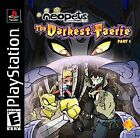Neopets: The Darkest Faerie  (Sony PlayStation 2, 2005)