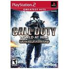 Call of Duty: World at War -- Final Fronts [Greatest Hits]  (Sony PlayStation...