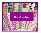 Jamberry Nail Wraps- Half Sheets- Mix & Match! *RETIRED* Designs