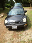 Volkswagen : Beetle-New Black 2000 below $1600 dollars