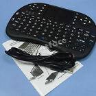 2.4GHz Wireless Handheld Mini Keyboard Touchpad For Android TV Box Xbox 360 PS3