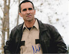 Nestor Carbonell signed Bates Motel 8x10 photo W Coa Sheriff Alex Romero #1