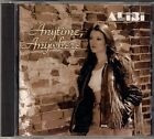 ALIBI - Anytime, Anywhere. Rare Female Private AOR Indie Metal Hair Glam CD !