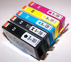 5 Pack Genuine New HP 564 XL CARTRIDGES