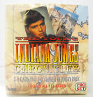 The Young Indiana Jones Chronicles Factory Sealed 36 Packs Trading Card Box Lot