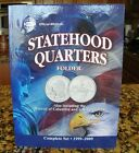 US State Quarters Complete Set of 50 plus 6 Territories Uncirculated in Book