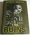 Scott Smith THE RUINS Signed 1st LIMITED Edition