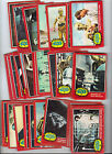 1977 Topps Star Wars Series 2 Red Complete Set (66) Vintage