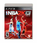 NBA 2K13  (Sony Playstation 3, PS3) Complete Great Condition - Pro Basketball