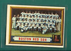 1957 TOPPS #171 BOSTON REDSOX EXMT PLUS CENTERED VALUE PICK