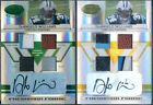 2006 Leaf Certified Materials DeAngelo Williams Auto Lot 5 & 25!! Panthers