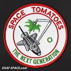 SPACE TOMATOES Experiment LDEF PAYLOAD NASA SHUTTLE Mission SPACE PATCH MINT